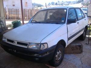 vendo carroceria subaru yusty 1994