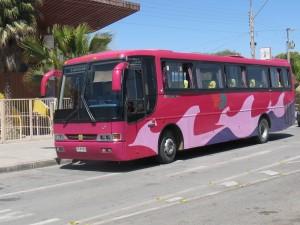 Vendo bus 45 pasajeros mercedes benz 400rs/2000