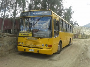 Bus a�o 97  mercedes benz