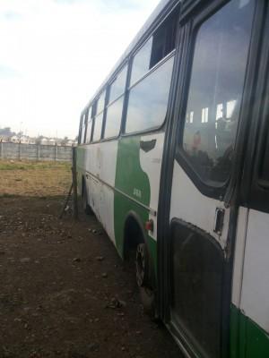 Vendo bus a�o 1994 motor 1318 asientos reclinables